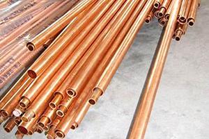 Factory Free sample Aluminum Telescopic Square Tube - Phosphorus copper tube – Wanlutong