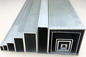 ODM Manufacturer Sports Metal Plate - Aluminum rectangular tube – Wanlutong