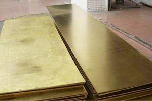 Good Quality Copper Sheet - Phosphor bronze plate – Wanlutong