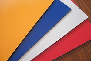 China wholesale Aluminum Alloy - Color aluminum plate – Wanlutong