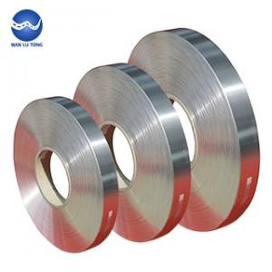 Alloy aluminium strip