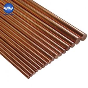 Alumina copper