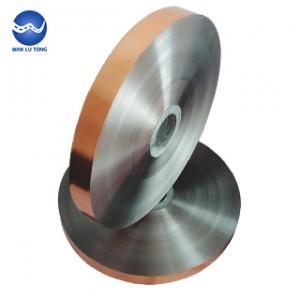 Aluminium bronze foil