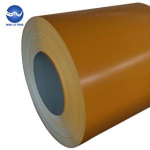 Aluminized zinc coated steel coil