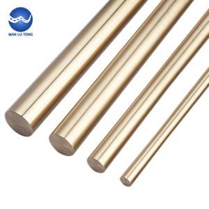 Aluminum bronze round rod