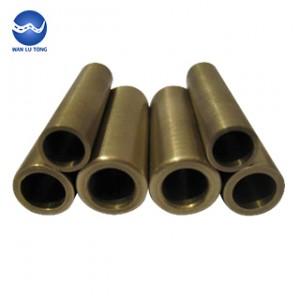 Aluminum bronze round tube