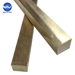 Aluminum bronze square rod Featured Image