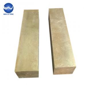 Aluminum bronze square rod