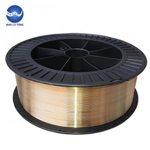 Aluminum bronze wire