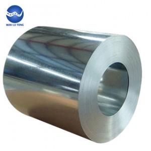 Aluminum roll