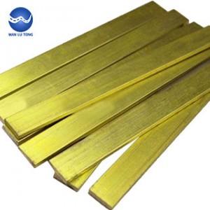 Brass row