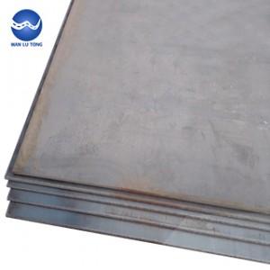 Beam steel plate