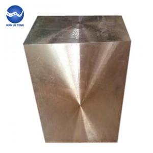 Beryllium bronze block