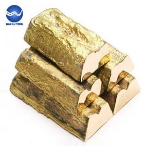 Brass ingot