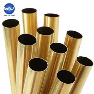 Brass thin wall tube