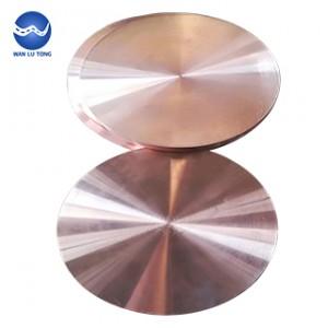 Chrome zirconium