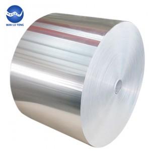 Composite hydrophilic foil