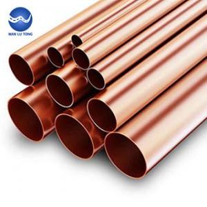 Copper thin wall tube