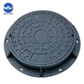 Ductile iron manhole cover Featured Image