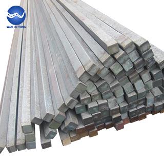 Galvanized square steel Featured Image