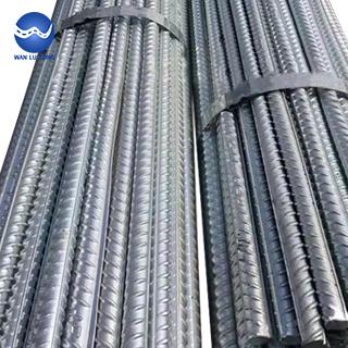 Galvanized steel rebar Featured Image