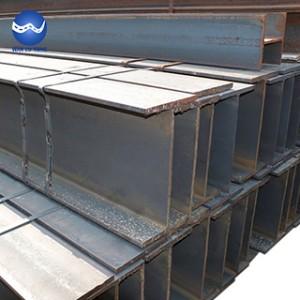 H-beam steel