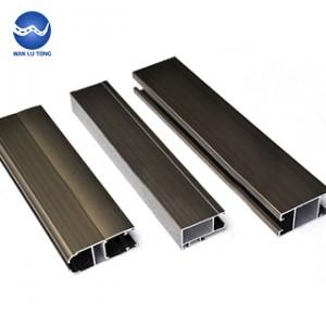 Heat insulation aluminum profiles