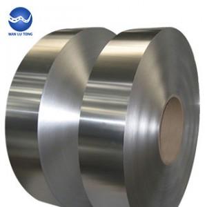 Insulation aluminum coil
