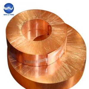 Iron bronze strip