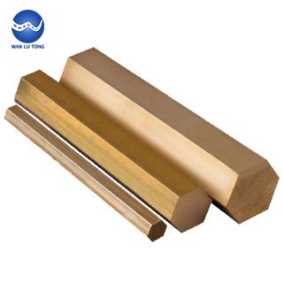 Lead brass hexagonal rod Featured Image