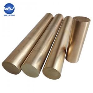 Lead brass round rod