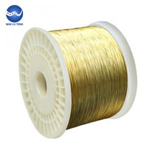 Lead brass wire