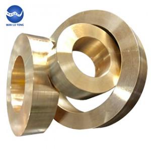 Low beryllium copper