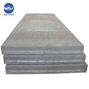 Medium thick steel plate