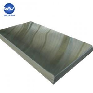 Mirror aluminum plate