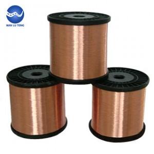 Oxygen-free copper wire