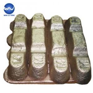 Phosphorus copper ingot