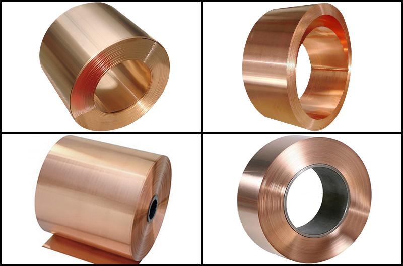 Phosphorus-copper-coil