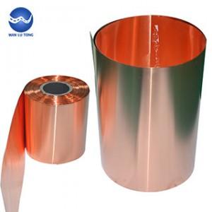 Phosphorus copper foil
