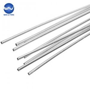 Pure aluminum rod
