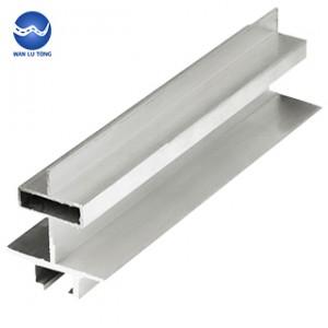 Purification of aluminum profiles