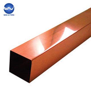 Copper square tube Featured Image