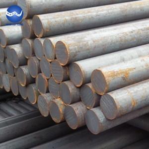 Round steel