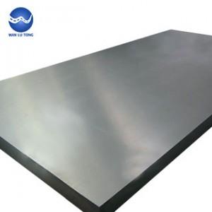 Rust-proof aluminum alloy plate