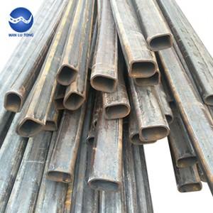 Shaped steel tube