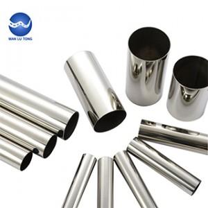 Stainless steel bright welded tube