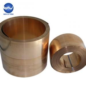 Tin bronze coil
