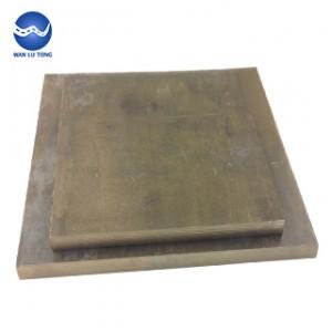Tin bronze plate