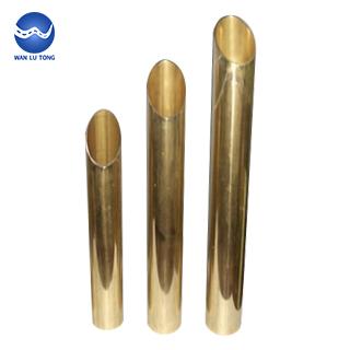 Tin bronze shaped tube Featured Image