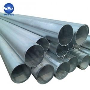 Zinc tube